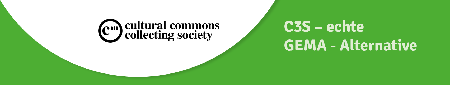 Cultural Commons Collecting Society (C3S)